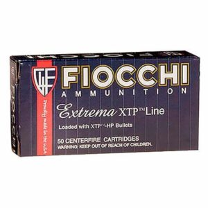 Fiocchi 40 S&W 155 Gr Extrema XTP HP (25)