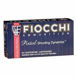 Fiocchi 9MM 147 Gr Pistol FMJ (50)