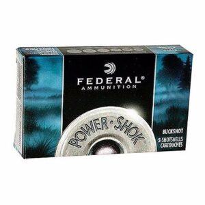 Federal 25-06 Rem 117 Gr Power Shok SP (20)