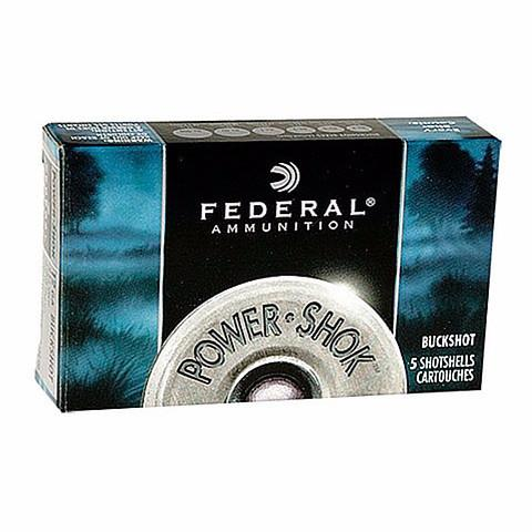 Federal 25-06 Rem 117 Gr Power Shok SP (20)