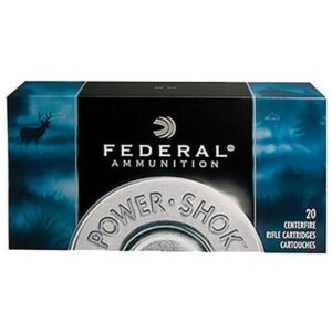 Federal 300 Savage 150 Gr Power-Shok SP (20)