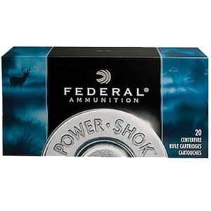 Federal 300 Savage 180 Gr Power-Shok SP (20)