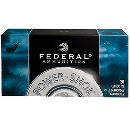 Federal 300 Savage 180 Gr Power-Shok SP (20)