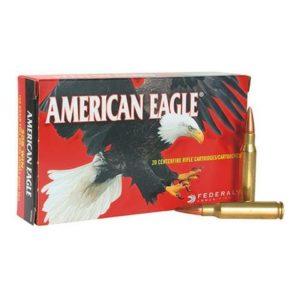 Federal 223 Rem 62 Gr American Eagle FMJBT (20)