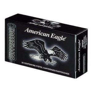 Federal 300 Blackout 220 Gr American Eagle Supressor (20)