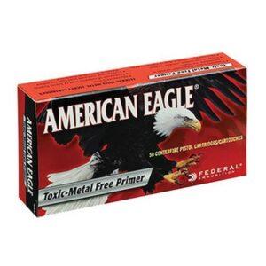 Federal 38 Super +P 115 Gr American Eagle JHP (50)