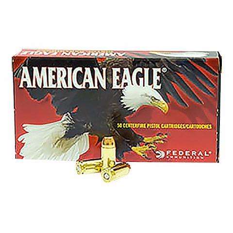 Federal 40 S&W 180 Gr FMJ American Eagle (50)