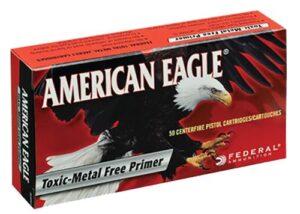 Federal 40 S&W 165 Gr American Eagle (50)