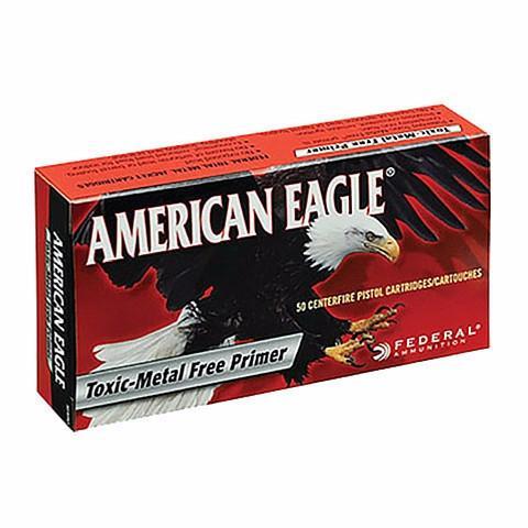 Federal 45 Colt 225 Gr American Eagle JSP (50)