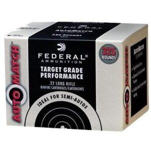 Federal 22 LR 40 Grain LRN Auto Match Target (325)