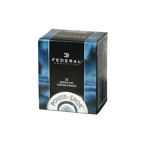 Federal 44 Rem Mag 180 Gr JHP (20)