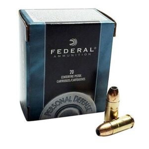 Federal 45 Colt LC 225 Gr Semi-Wadcutter HP (20)