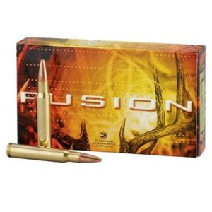 Federal 30-06 Springfield 180 Gr Fusion (20)