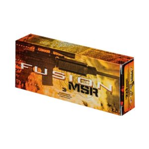 Federal 308 Win 150 Gr SP Fusion MSR Medium Game (20)