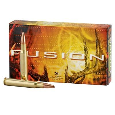 Federal 7mm Rem Mag 150 Gr Fusion (20)