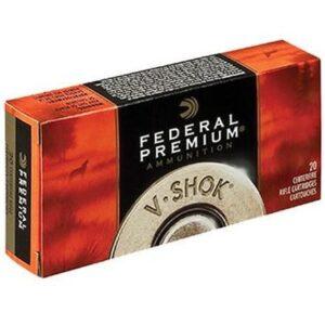 Federal 243 Win 55 Gr Premium Nosler Ballistic Tip (20)