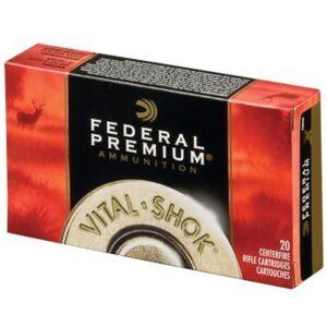 Federal 25-06 Rem 117 Gr Premium Vital Shok Sierra Gameking BTSP (20)