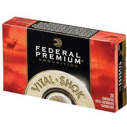 Federal 270 Win 150 Gr Vital-Shok Sierra GameKing BTSP (20)