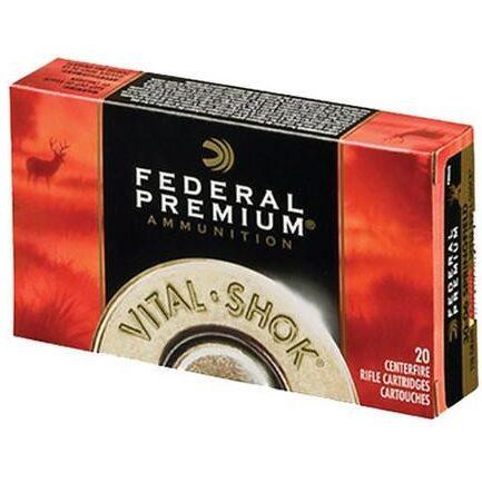 Federal 270 Win 130 GR BondedTip BT Vital-Shok (20)