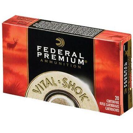 Federal 270 Win 140 GR BondedTip BT Vital-Shok (20)