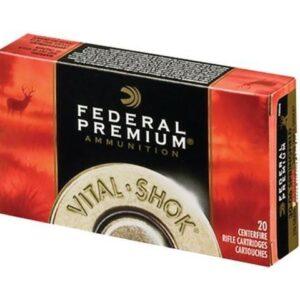 Federal 338 Federal 200 Gr Vital-Shok Trophy Copper (20)
