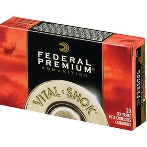 Federal 338 Federal 200 Gr Vital-Shok Trophy Copper (20)