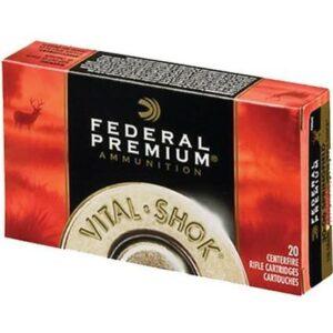 Federal 7mm Rem Mag 150 Gr Vital-Shok Nosler Ballistic Tip (20)