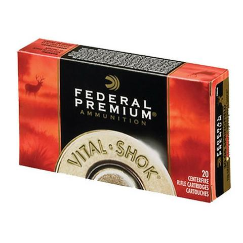 Federal 7mm Rem Mag 175 Gr Vital-Shok Trophy Bonded Bear Claw (20)