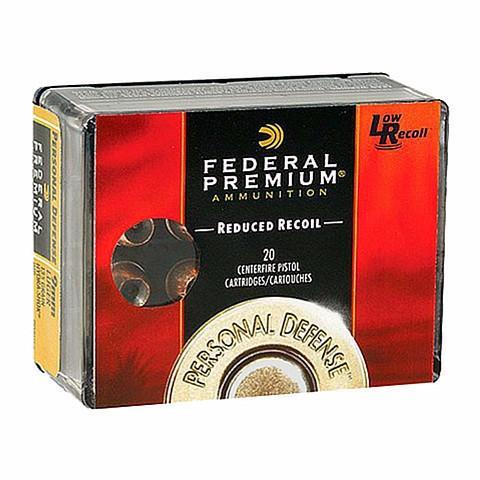 Federal 9MM 135 Gr Premium Hydra-Shok JHP (20)