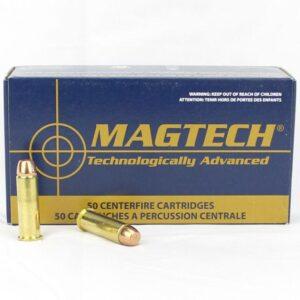 Magtech 38 Special 125 Gr Flat FMJ (50)