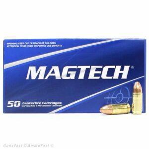 Magtech 9mm 115 Gr FMJ (50)