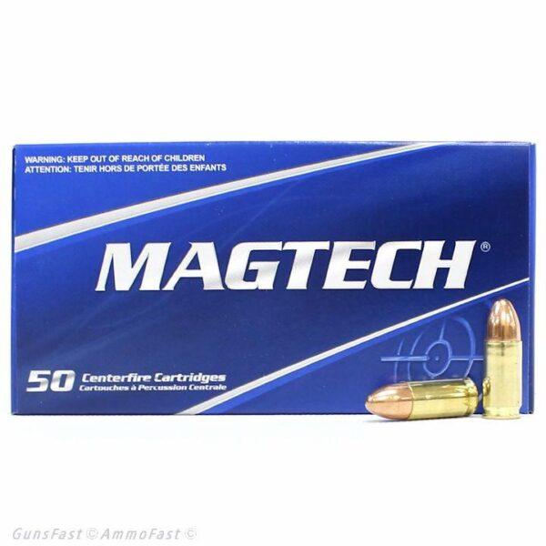 Magtech 9mm 124 Gr FMJ (50)