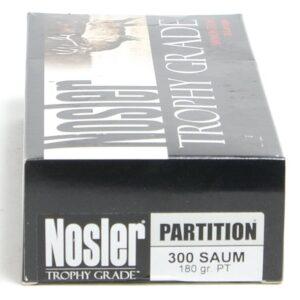Nosler 300 Saum 180 Grain Partition (20)