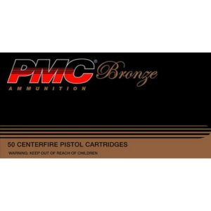 PMC 10mm 170 GR Bronze JHP (25)
