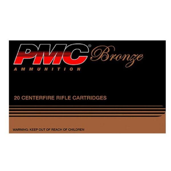 PMC 308 Win 147 Gr Bronze Brass Case FMJ (20)