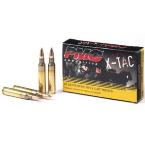 PMC 5.56mm 55 Gr X-TAC FMJ (20)