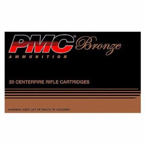 PMC 7.62x39 123 Gr Bronze FMJ (20)