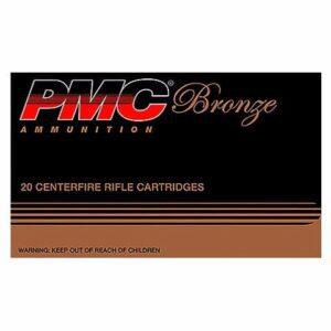 PMC 7.62x39 123 Gr Bronze FMJ (20)