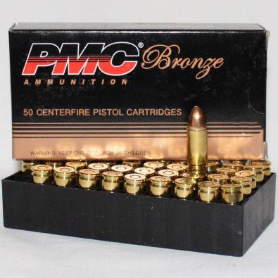 PMC 9MM 124 Gr FMJ (50)