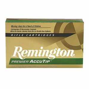 Remington 270 Win 130 Gr Premier AccuTip (20)