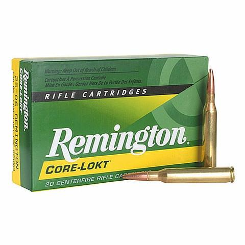 Remington 243 Win 100 Gr Core-Lokt PSP (20)