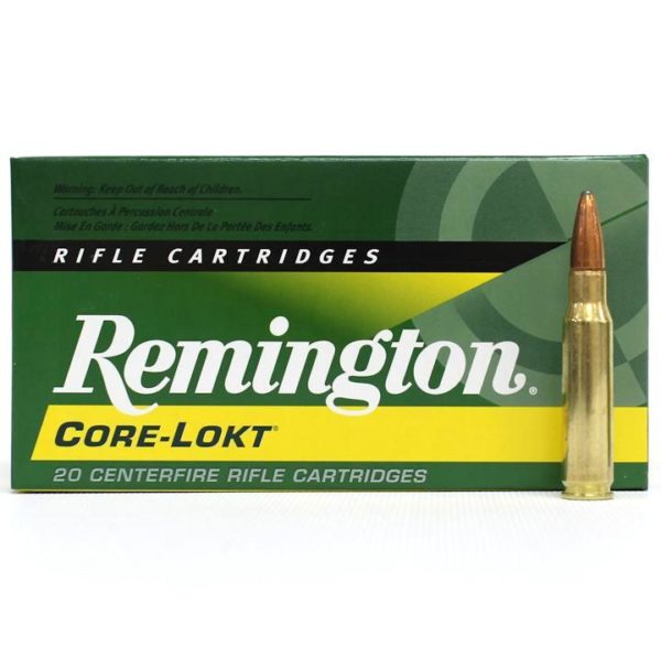 Remington 308 Win 150 Gr Core Lokt PSP (20)