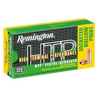 Remington 357 Mag 158 Gr HTP Semi Jacketed HP (50)