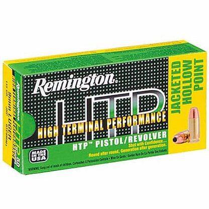 Remington 380 Auto 88 Gr High Terminal Performance JHP (50)