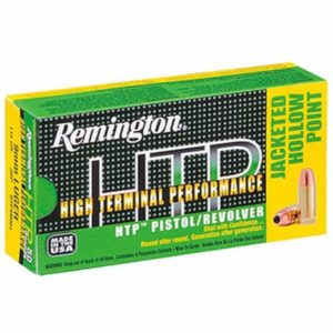 Remington 40 S&W 180 Gr High Terminal Performance JHP (50)