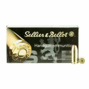 Sellier & Bellot 10mm 180 GR FMJ (50)