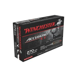 Winchester 270 Win 140 GR Supreme AccuBond CT (20)