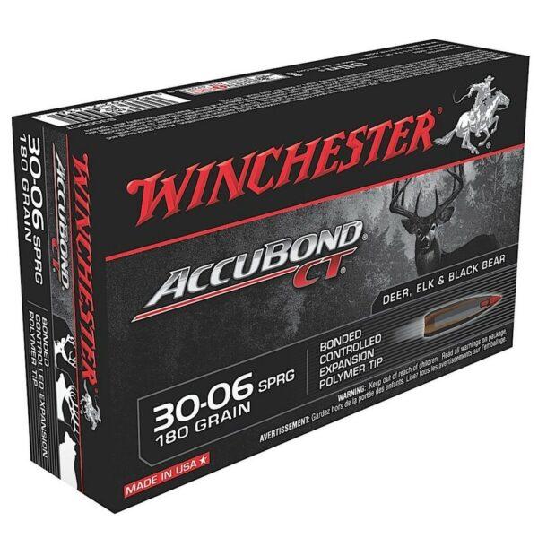 Winchester 30-06 Springfield 180 GR Supreme AccuBond CT (20)