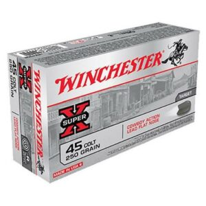 Winchester 45 Colt LC 250 Gr Lead FN (50)