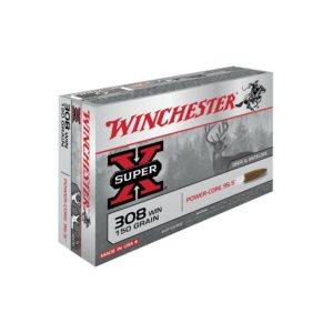 Winchester 308 Win 150 GR Super-X Power Core (20)
